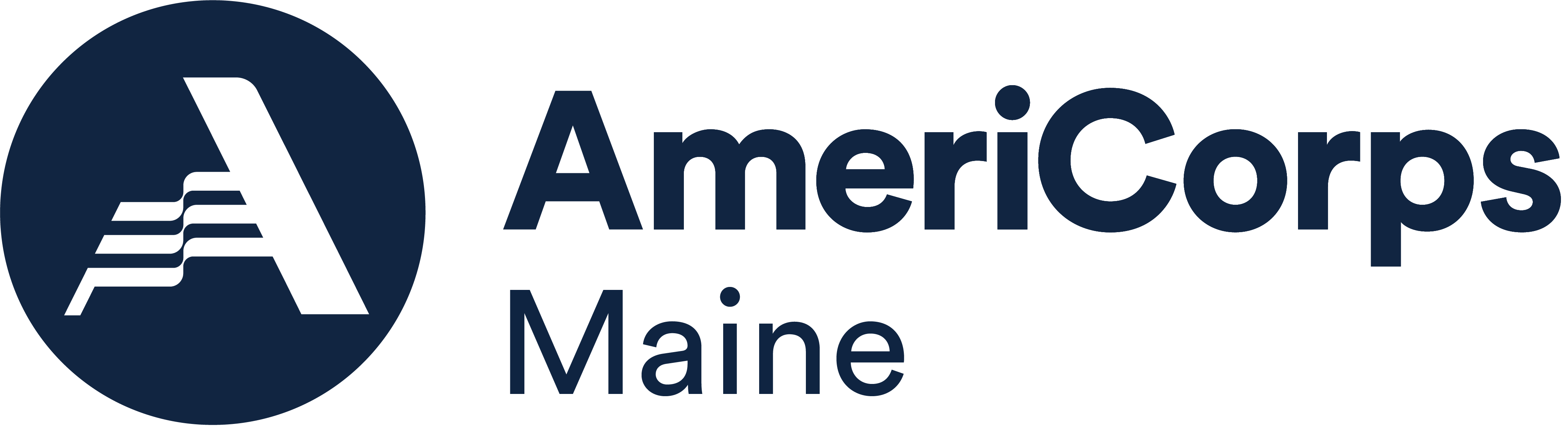 AmeriCorps Maine logo