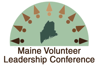 Maine Volunteer Leadership Conference Logo